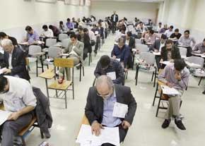 معرفی بیش از ۷۰درصدمجازین آزمون دکتری به دانشگاه ها