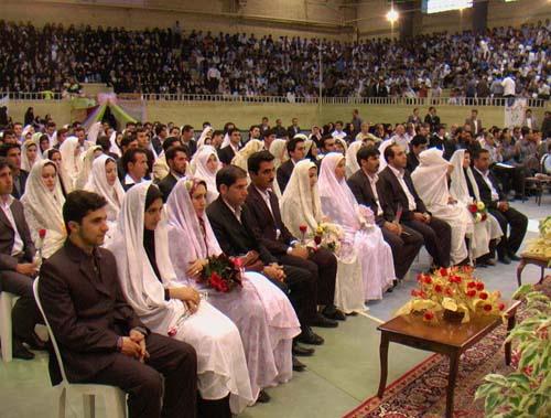 برگزاری جشنهای ازدواج دانشجویی تا اول خرداد در مشهد