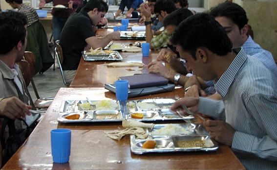 برنامه های سازمان دانشجویان برای افزایش کیفیت غذای دانشجویی