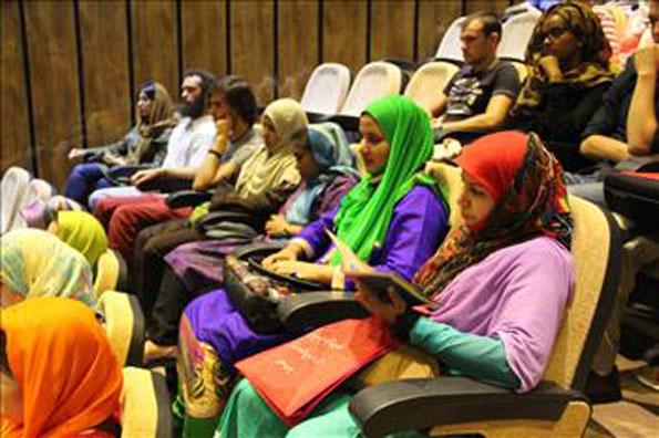 نحوه جذب دانشجویان خارجی غیر بورس