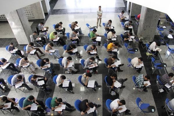 نتایج اولیه آزمون سراسری 94 اعلام شد
