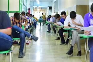 انتخاب رشته داوطلبان آزمون سراسری