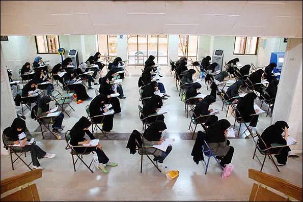 ظرفیت پذیرش دانشجو به تفکیک گروهها منتشر شد