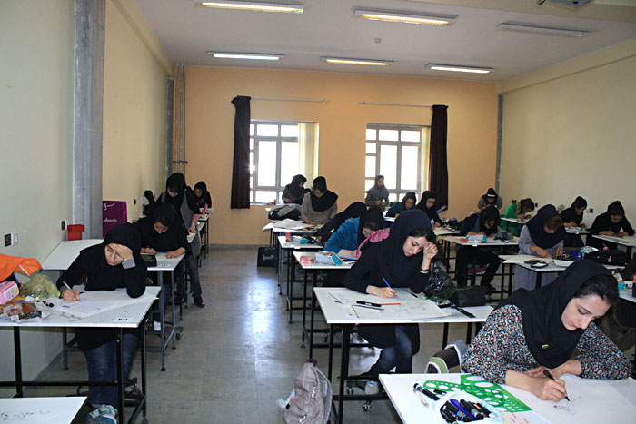 اعلام جزئیات آزمون عملی رشته های هنری کنکور ۹۴