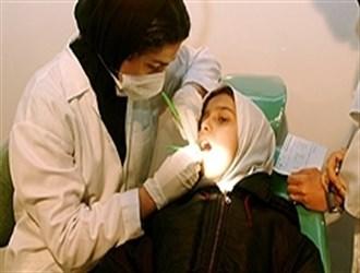 اجرای غربالگری سلامت دهان و دنداندانشآموزاناولدبستان