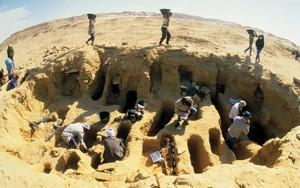علوم انسانی-باستان شناسی