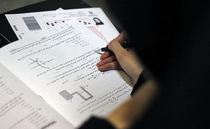 میزان و نحوه تاثیر سوابق تحصیلی در کنکورهای ۹۵ و ۹۶ اعلام شد
