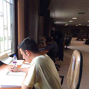 سالن مطالعه