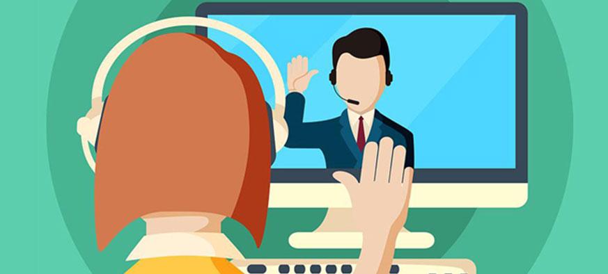 برگزاری جلسات مشاوره به صورت آنلاین